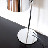"JOE COLOMBO SYLTE ""ULTRA CHROME"" DESK LAMP"