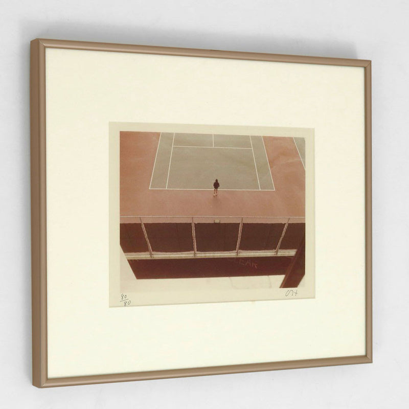 David Hockney, Caviar20, photographs, California, prints, Tennis