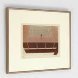 "DAVID HOCKNEY ""TENNIS COURT"" 1973"