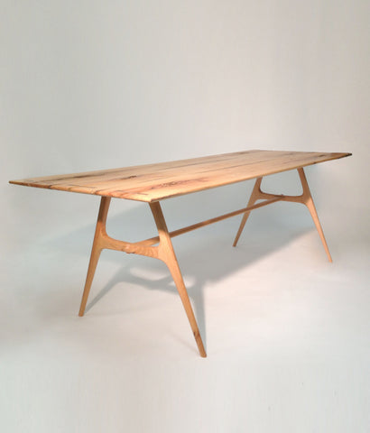 "DON HOWELL ""RED OAK FAMILY"" TABLE"