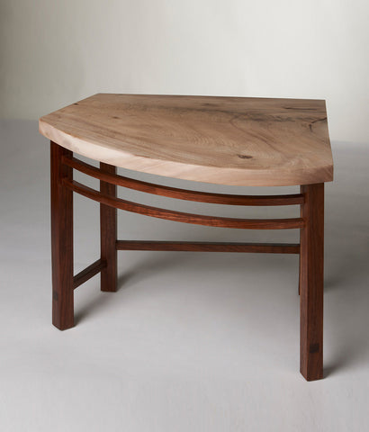"DON HOWELL ""UPSTATE 3"" SIDE TABLE / BENCH, 2014"