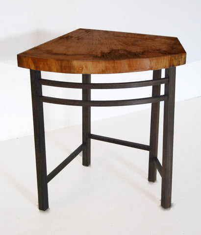 "DON HOWELL ""UPSTATE DECO"" SIDE TABLE, 2011"