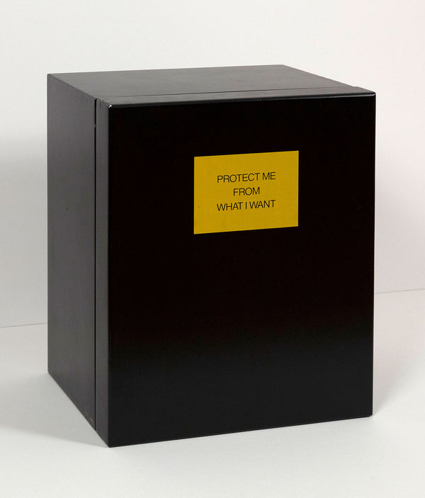 Jenny Holzer, Protection Box, 1992, Caviar 20