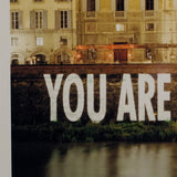"JENNY HOLZER ""YOU ARE MY OWN"" 1996"