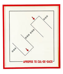 "LAWRENCE WEINER ""APROPOS"", 2009"