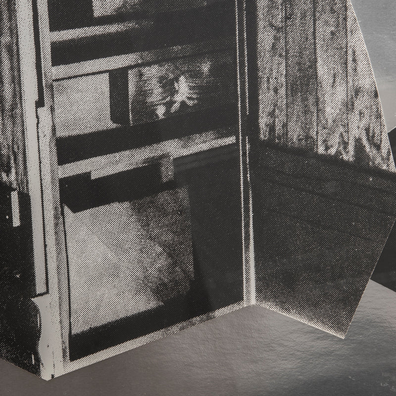 "LOUISE NEVELSON ""FACADE (THE WIND'S BASTINADO)"", 1966"
