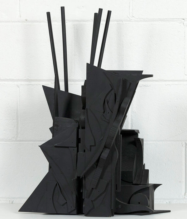 Louise Nevelson UJA sculpture Caviar20