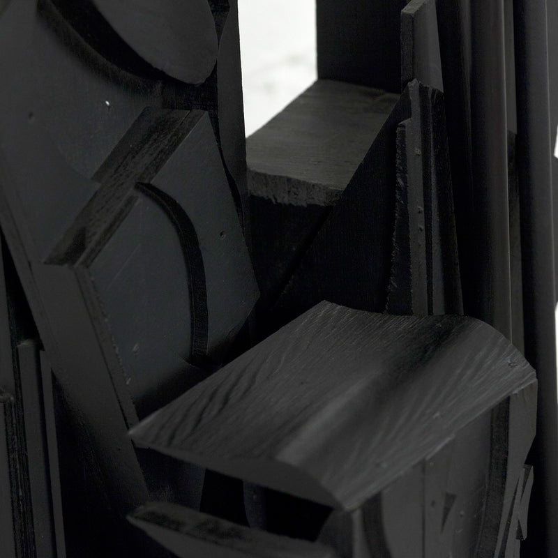 "LOUISE NEVELSON ""UJA"", 1981"