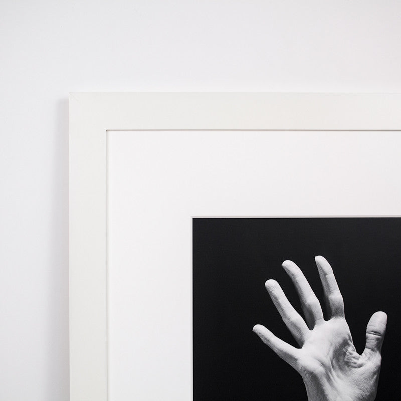 "ROBERT MAPPLETHORPE ""LUCINDA'S HAND"" 1985"