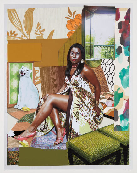 "MICKALENE THOMAS ""I HAVE BEEN GOOD TO ME"", 2015"