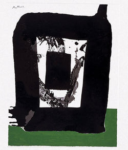 "ROBERT MOTHERWELL ""BASQUE SUITE"" SCREENPRINT, 1971"