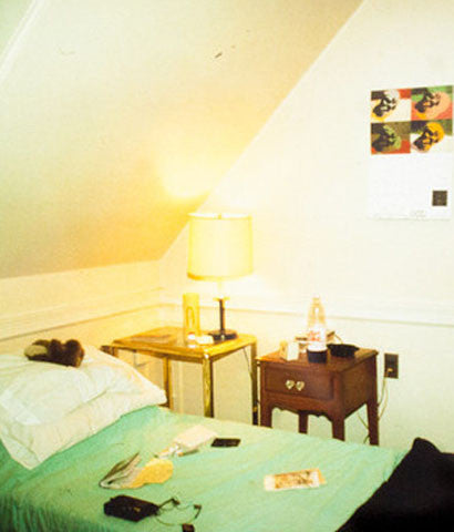 Nan Goldin, interior, My Room Halfway House, Caviar20, photo