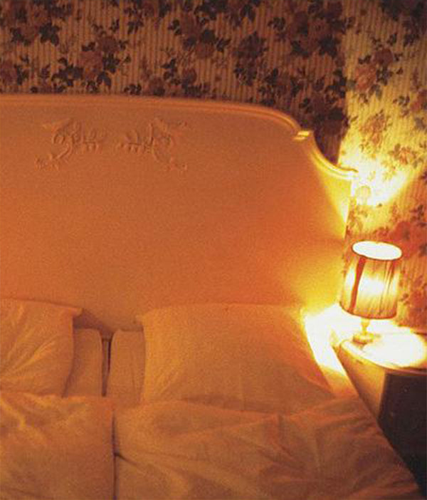Honeymoon Suite Berlin Nan Goldin photograph 1994