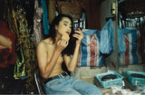 "NAN GOLDIN ""YOGO PUTTING ON POWDER"" 1992"