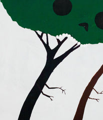 "ROYAL ART LODGE ""UNTITLED 5740 (BAD TREE)"" PAINTING, 2004"