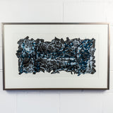 "JEAN-PAUL RIOPELLE ""LA HAIE"" LITHO, 1967"