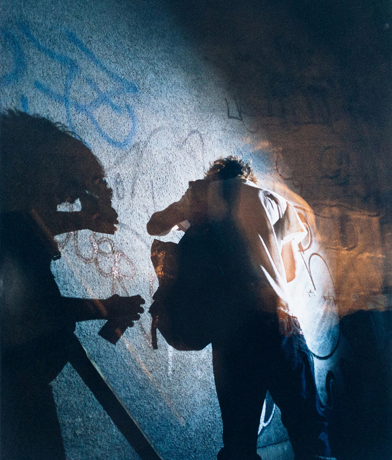 Ryan McGinley graffiti Caviar20 Shadow
