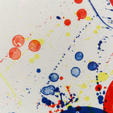 "SAM FRANCIS ""SULFUR WATER"" 1967"