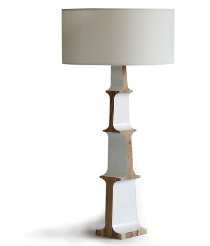 "TAHIR MAHMOOD ""SAROD"" TABLE LAMP, 2014"
