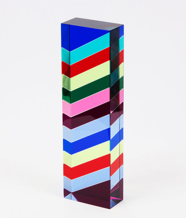 "VASA MIHICH ""STRIPES"" SCULPTURE, 2014"