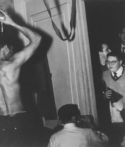 "WEEGEE ""RENT PARTY"", 1950"