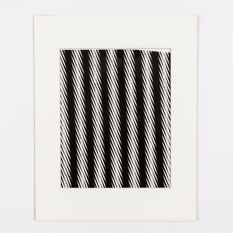 weegee caviar20 abstract distortion stripes