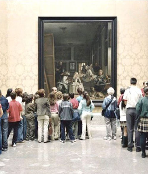 "THOMAS STRUTH ""PRADO, MADRID ROOM 12"" 2005"