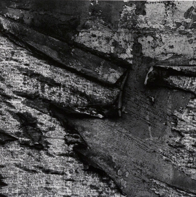 "AARON SISKIND ""LIMA 25"" PHOTO, 1980"