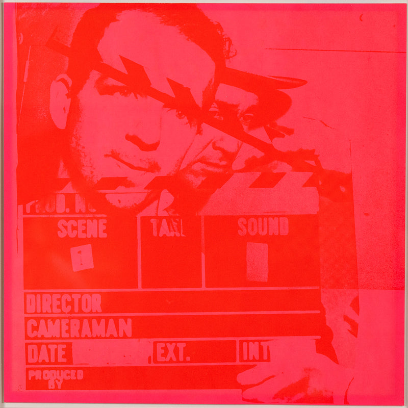"ANDY WARHOL ""LEE HARVEY OSWALD (FLASH PORTFOLIO)"", 1968"