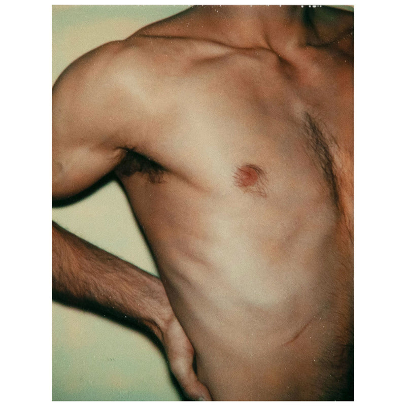 andy warhol caviar 20 polaroids male nude gay
