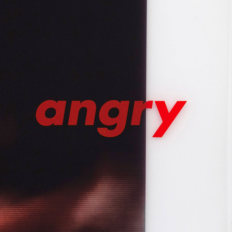 "BARBARA KRUGER ""DON'T MAKE ME ANGRY"", 1999"