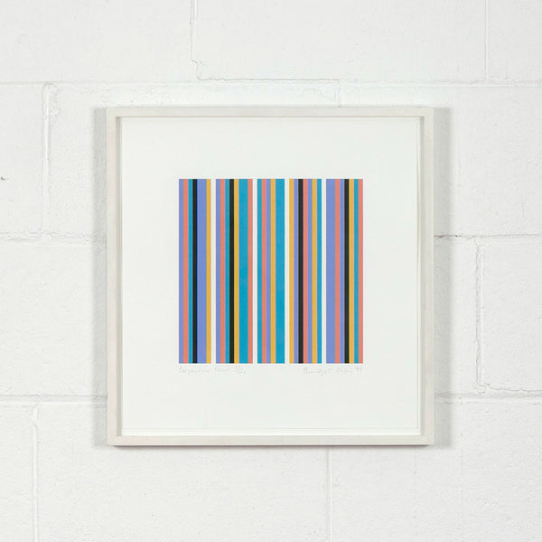 Caviar20 Bridget Riley Serpentine prints