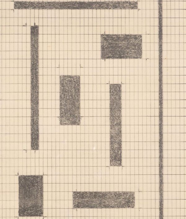 "CARL ANDRE ""EQUIVALENTS"" LITHO, 1968"