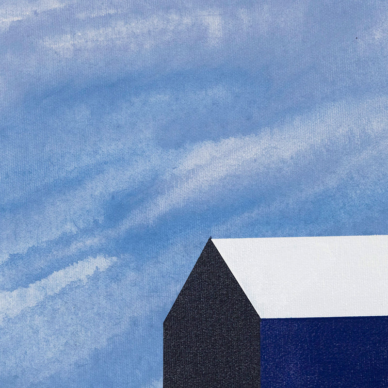 Caviar20 Charles Pachter Blue Barn