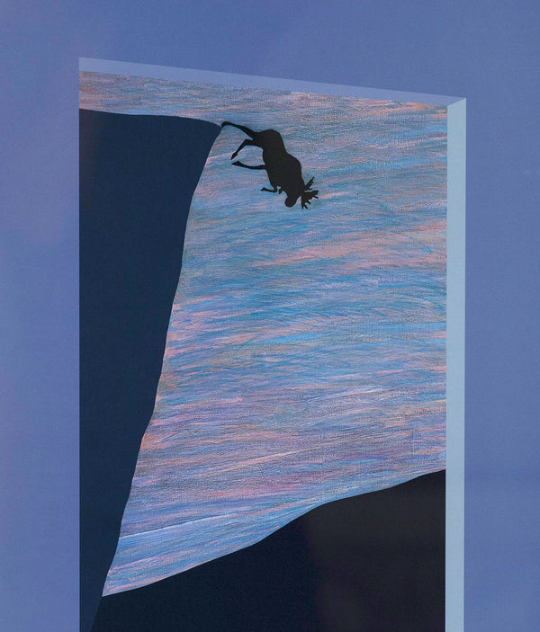 Caviar20 Charles Pachter Moose Plunge
