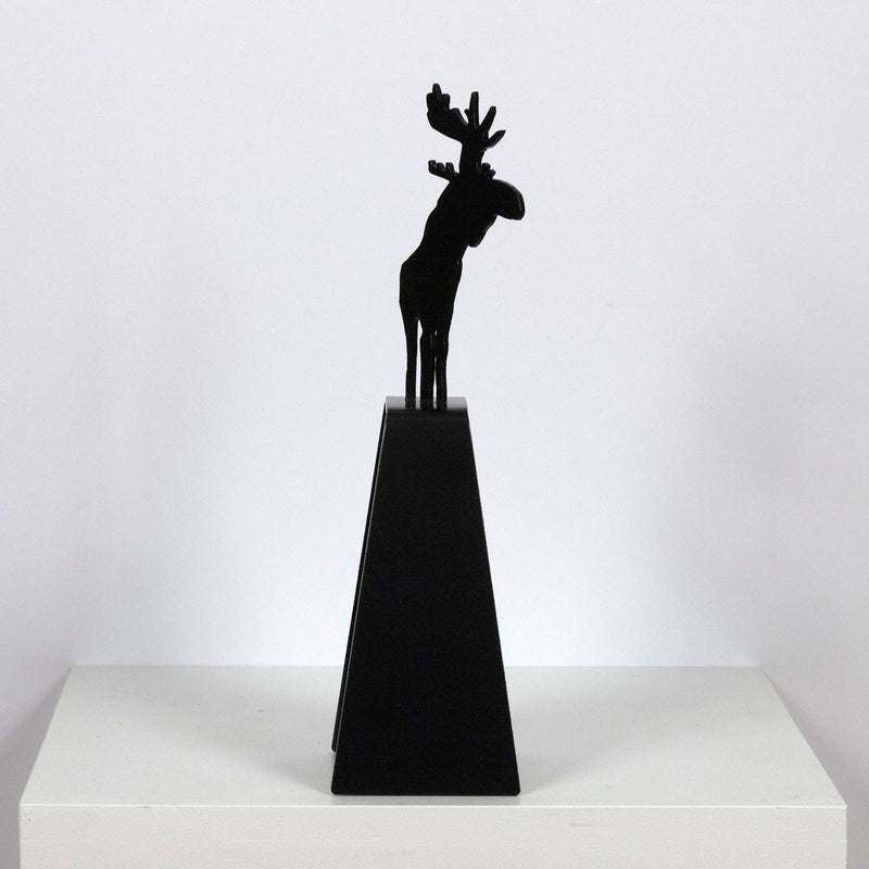 Charles Pachter Toronto moose sculpture limited edition