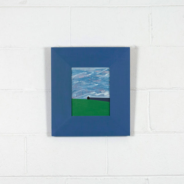 Charles Pachter Oro Barn 1999 Caviar20 painting