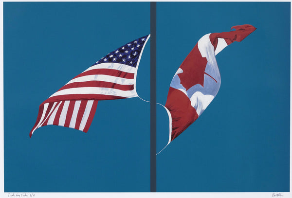 Charles Pachter Side by Side prints Caviar20