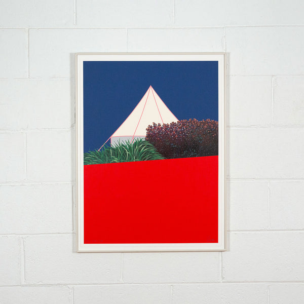 Charles Pachter works on paper Canadian Art Caviar20
