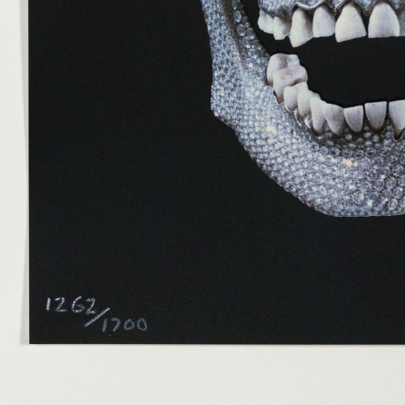 Damien Hirst For The Love Of God Lithograph 2007 Caviar20
