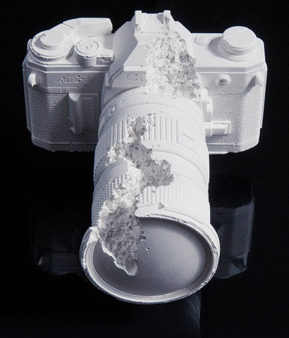 "DANIEL ARSHAM ""FUTURE RELIC 02: CAMERA"", 2014"