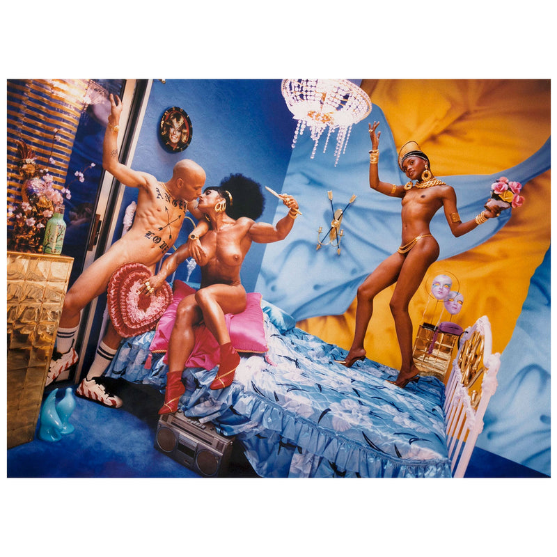 David LaChapelle photo Caviar20