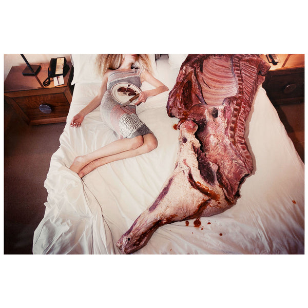 David LaChapelle Caviar20 meat