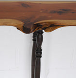 "DON HOWELL ""CEDAR + SPINDLE CONSOLE "" 2012"