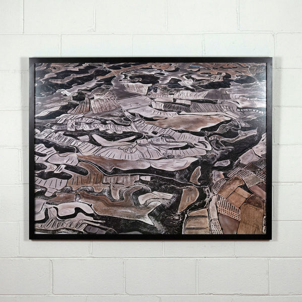 Edward Burtynsky  photo print Caviar20