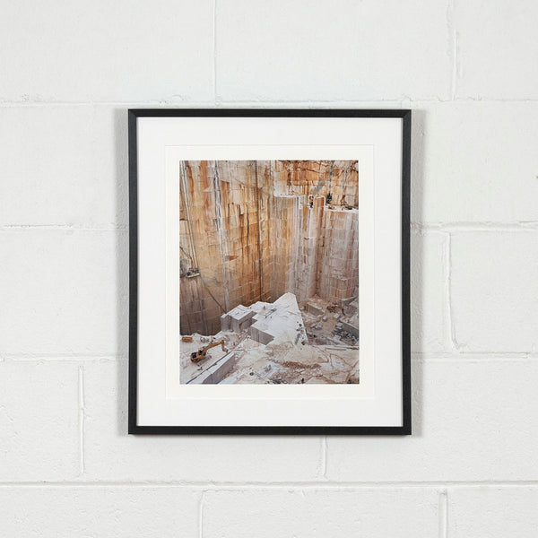 Edward Burtynsky Quarries Portugal Mines Photographies Caviar20