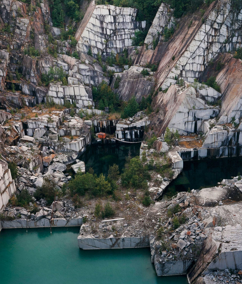 Edward Burtynsky Caviar20 Rock of Ages Quarry