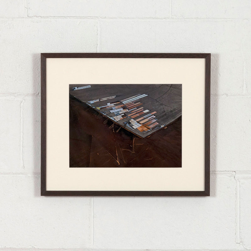 Caviar20 Edward Burtynsky Salt Pans photo
