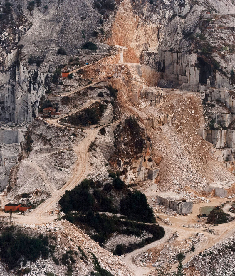 Caviar20 Edward Burtynsky Carrara Quarry photo