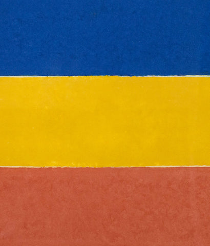 "ELLSWORTH KELLY ""COLORED PAPER XVI"", 1976"